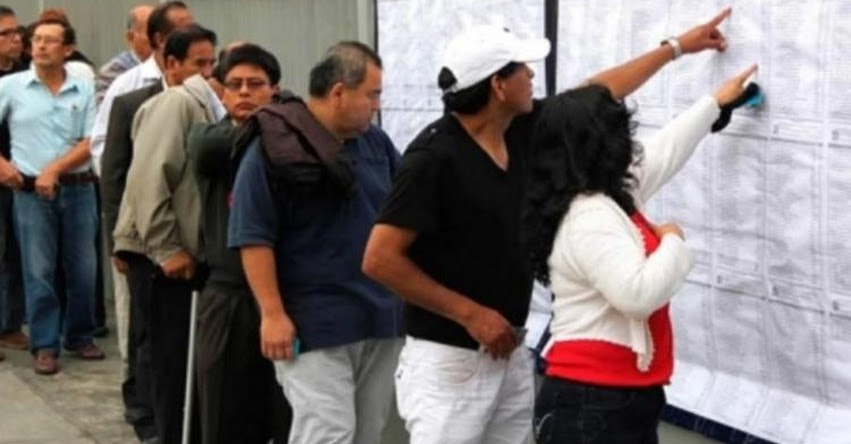 MINEDU: Hoy 30 de septiembre se publicará plazas para Reasignación Docente 2021