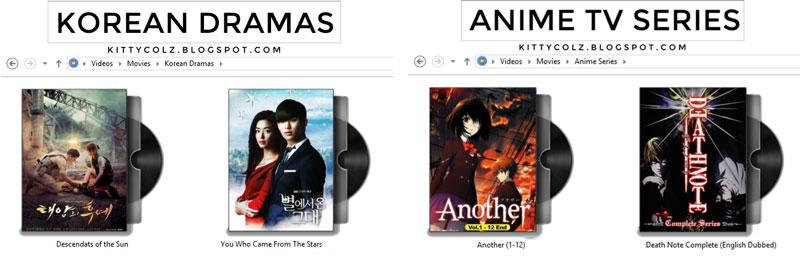 KDrama and Anime
