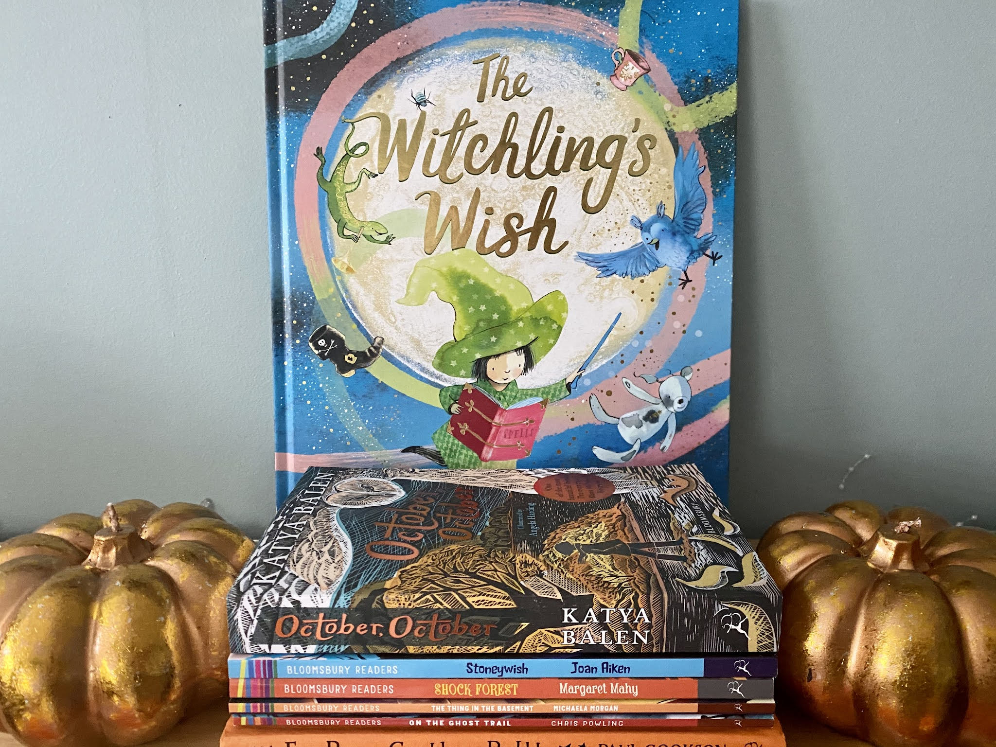 The witchlings wish