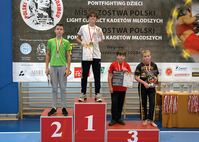 Mistrz Polski Milan Zierek-Węgrów 2020