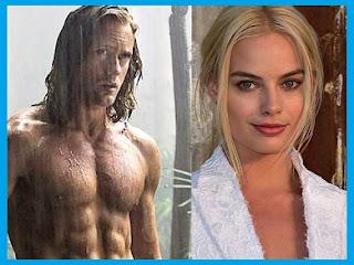 Pemeran Utama Film The Legend of Tarzan