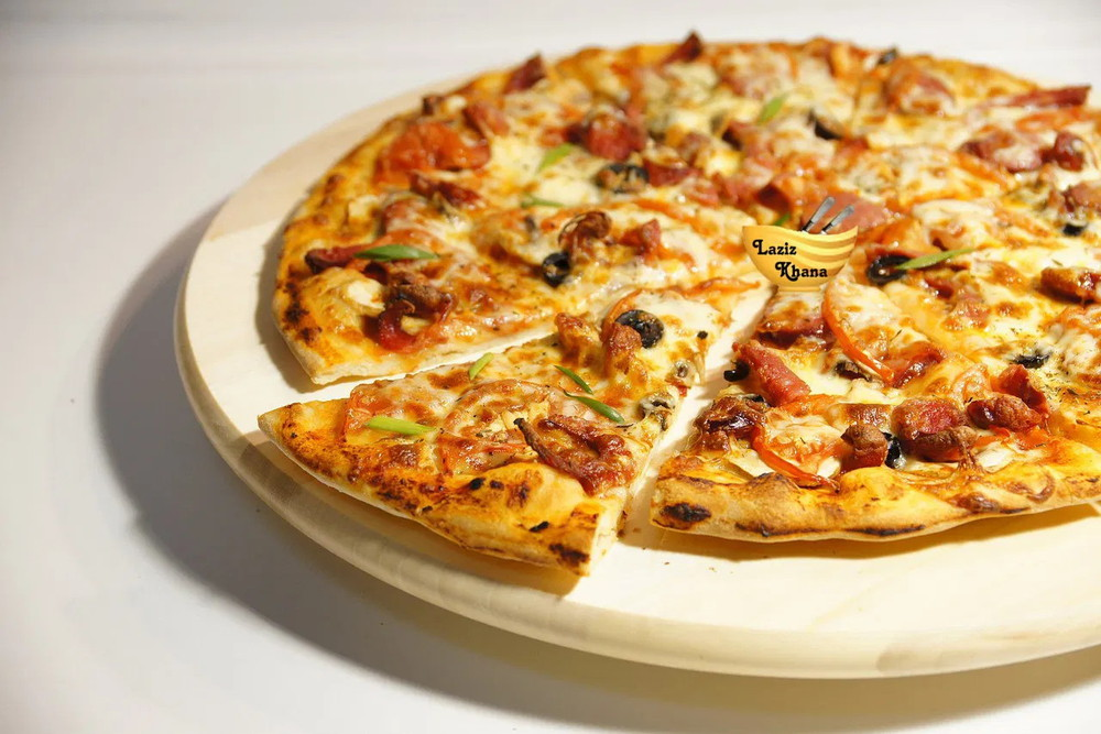 Tawa Pizza Recipe in Hindi