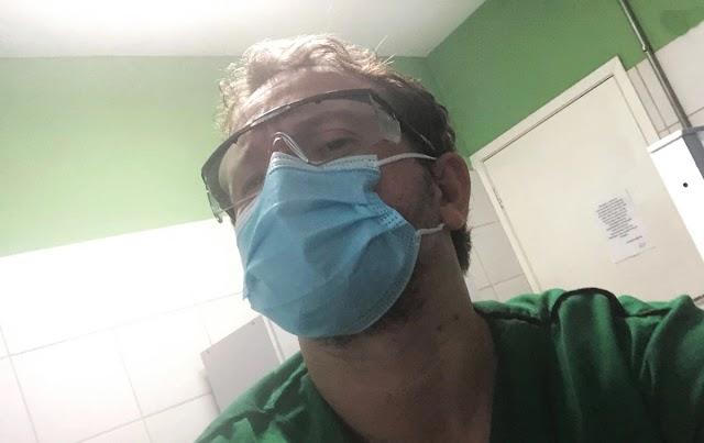 Médico Alisson Patrício é encontrado morto dentro de casa em Teresina