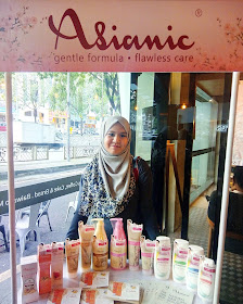 Reen Rahim, Asianic, Asianic produk halal, Primary Wonderland Sdn Bhd, Asianic Halal, Malaysian Halal Product,