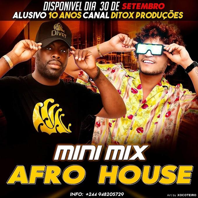 Xocoteiro - Mini Mix Afro House 2021 (Afro House) [Download]