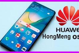 Apa itu Huawei HongMeng OS dan Fiturnya Seperti Apa?