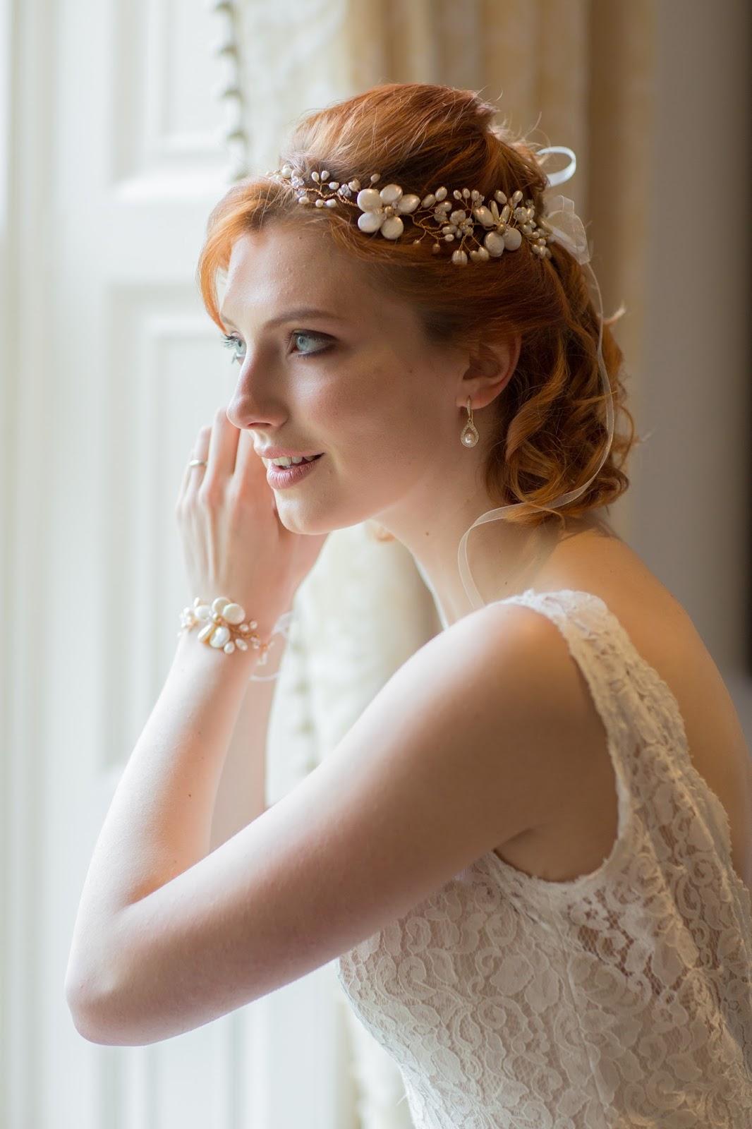 Bridal Hair Accessories Bristol | Fade Haircut