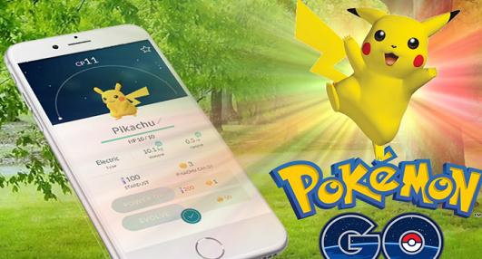 Cara mudah mendapatkan Pikachu di Pokemon GO