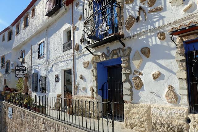 Calles de Alcalá del Júcar