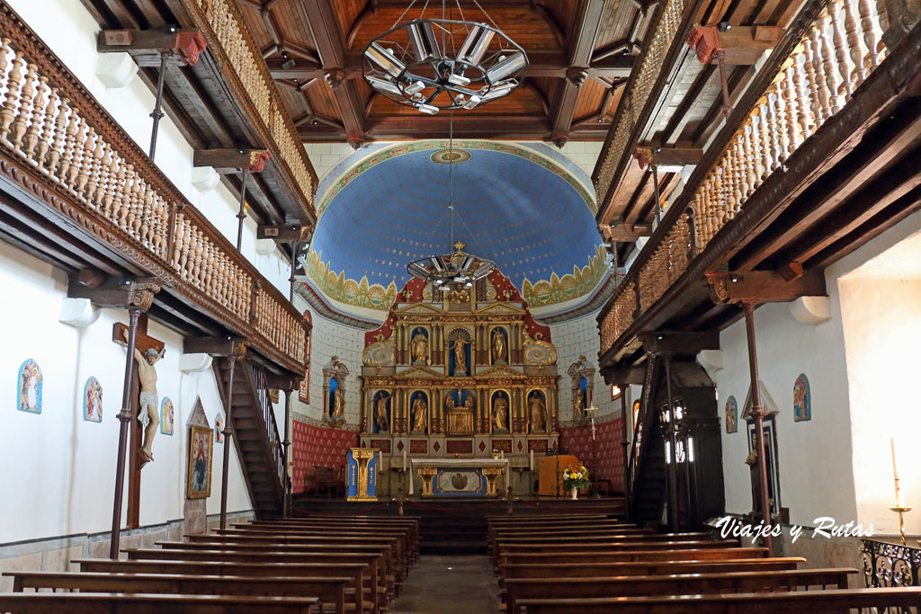 Retablo de la Iglesia de Ainhoa
