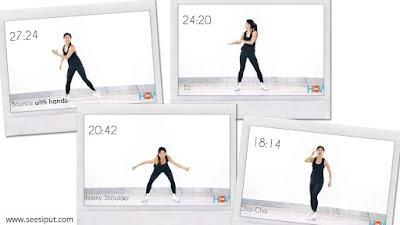 Gerakan Cardio Dance