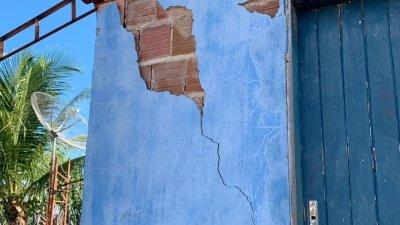 Tremor de magnitude 3.2 atinge a cidade de Quixeramobim