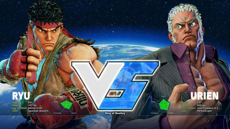 Street Fighter V Save Game (Ver 01 09)   Game Anime Terbaru
