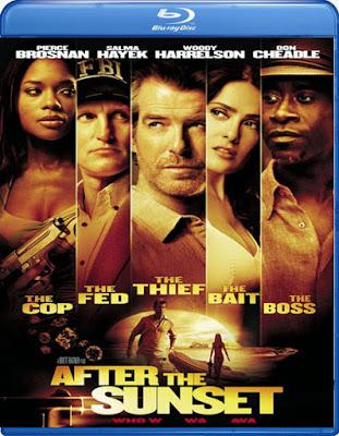 After the Sunset (2004) 480p 300MB Blu-Ray Hindi Dubbed Dual Audio [Hindi – English] MKV