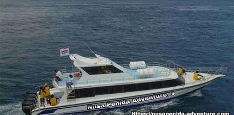 Transportasi dari Bali ke Nusa Penida   Fast Boat ke Nusa Penida