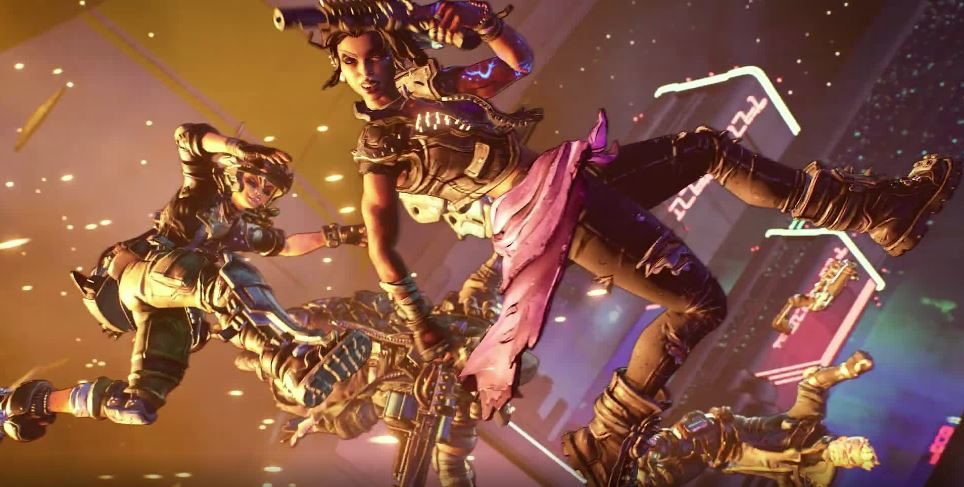 Borderlands 3: Stadia version is months behind the current patches