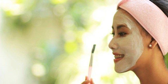 hal yang salah saat sedang maskeran, hal yang salah disaat menggunakan masker wajah