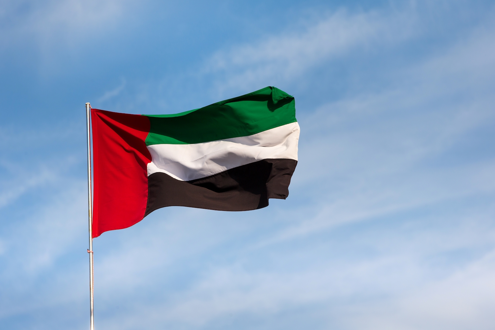 UAE GDP is projected to grow by 2.4% in 2021, 3.8% in 2022