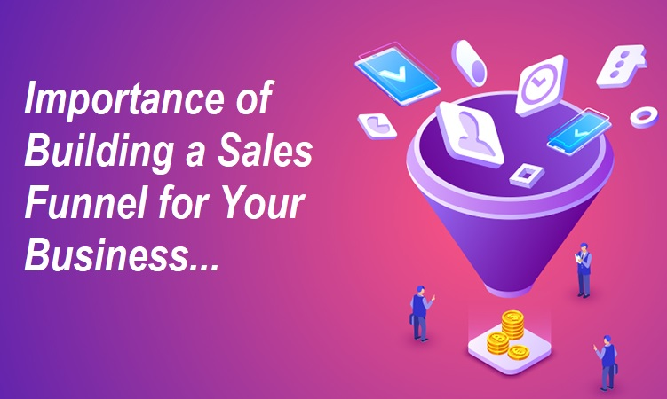 Building a Sales Funnel