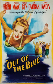 Carole Landis Out Of The Blue