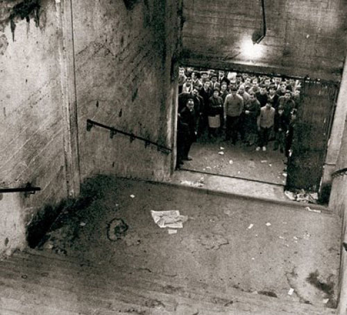 Image result for superclasico tragedy 1968