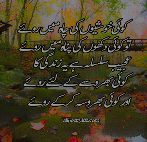 Very sad poetry about life in Urdu 2 Lines | best Deep shayari on life | zindagi heart touching poetry