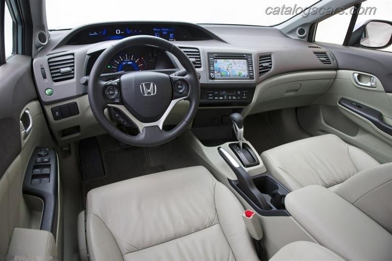 صور سيارة هوندا سيفيك الهجين 2014 - اجمل خلفيات صور عربية هوندا سيفيك الهجين 2014 - Honda Civic Hybrid Photos Honda-Civic-Hybrid-2012-13.jpg