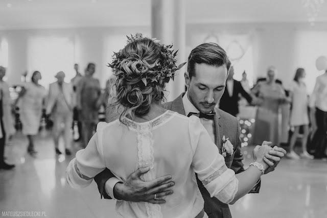 Pierwszy taniec.