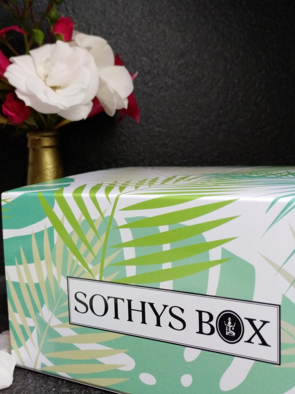 Sothys Box Summer Edition 2017