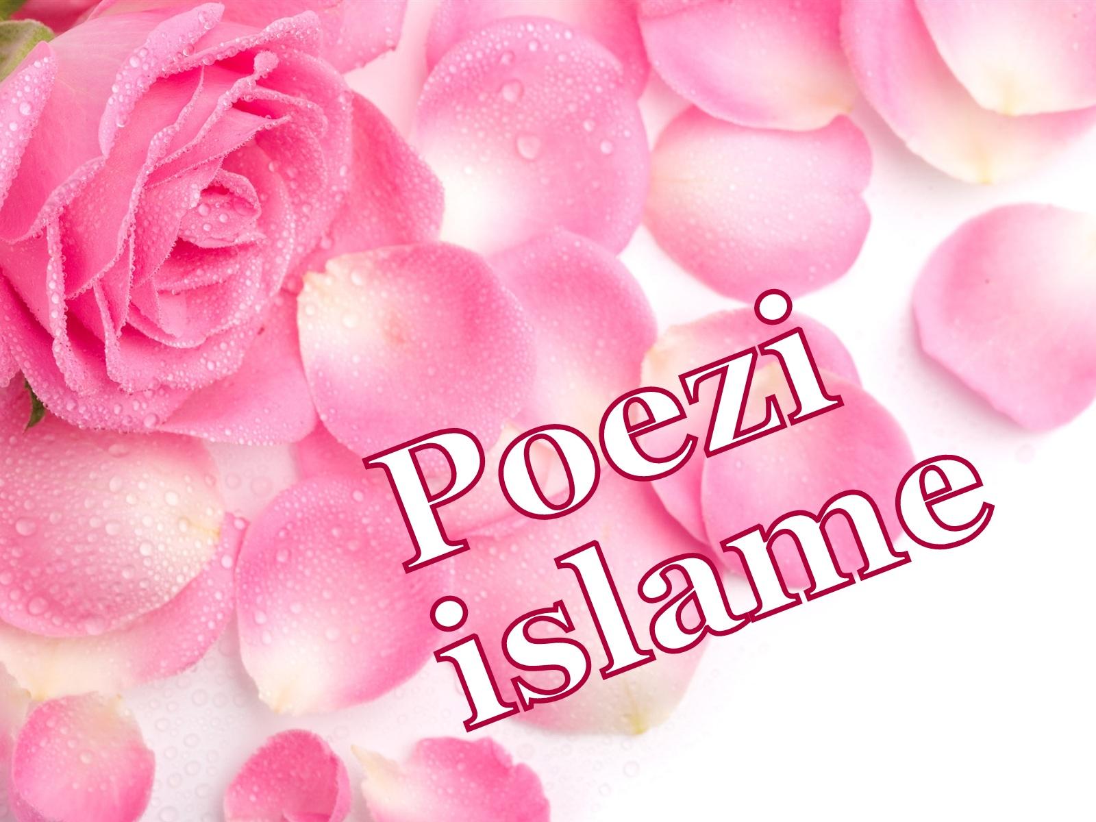 NdiqeShtegunEdijes: Poezi Islame
