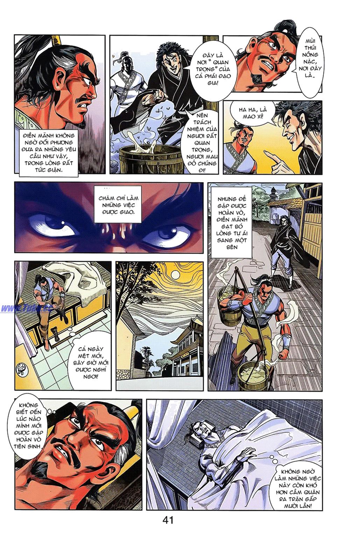 Tần Vương Doanh Chính chapter 16 trang 15