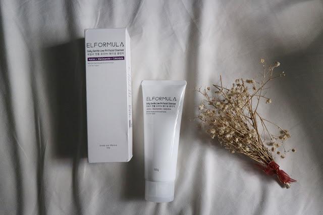 Elformula Daily Gentle Low pH Facial Cleanser
