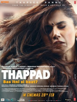 Bollywood movie Thappad Box Office Collection wiki, Koimoi, Wikipedia, Thappad Film cost, profits & Box office verdict Hit or Flop, latest update Budget, income, Profit, loss on MT WIKI, Bollywood Hungama, box office india