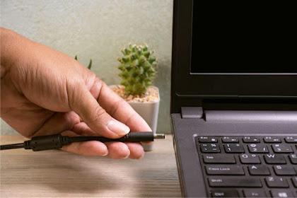 Baterai Laptop cepat habis? ini dia sebabnya