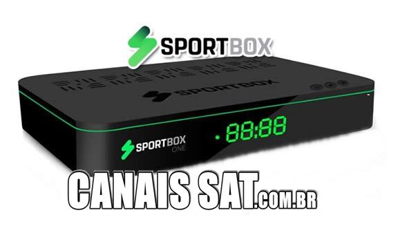 Sportbox One Nova Atualização V1.15 - 20/05/2020