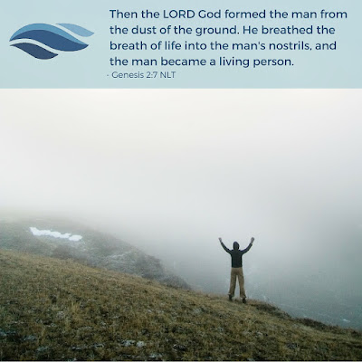Then the Lord God formed man.