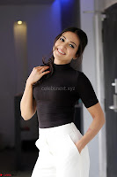Catherine Tresa Latest Stills in Tight Black shirt ~  Exclusive 25.JPG
