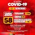 Jaguarari registra 09 novos casos de coronavírus no Boletim desta segunda-feira (12)