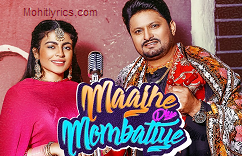 Maajhe Diye Mombatiye Lyrics – Balkar Sidhu & Jenny Johal