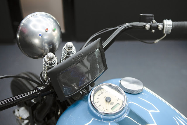 Harley Davidson Sportster By Foundry Motorcycle Hell Kustom