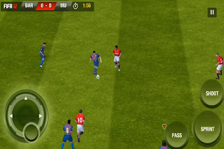 FIFA 12 Lite APK DATA