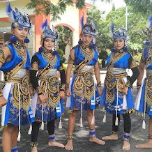 Musogo Budoyo, Seni Tari Tradisional Milik SMK Muhammadiyah 1 Trenggalek