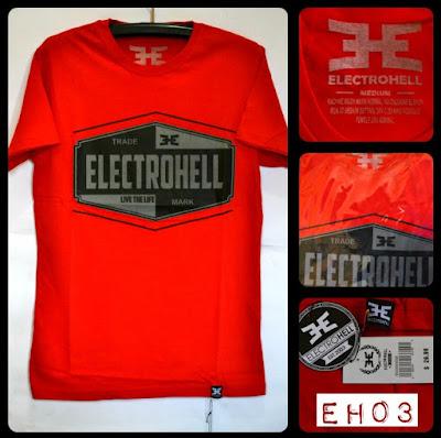 Kaos Surfing Skate ElectroHell Kode: EH03