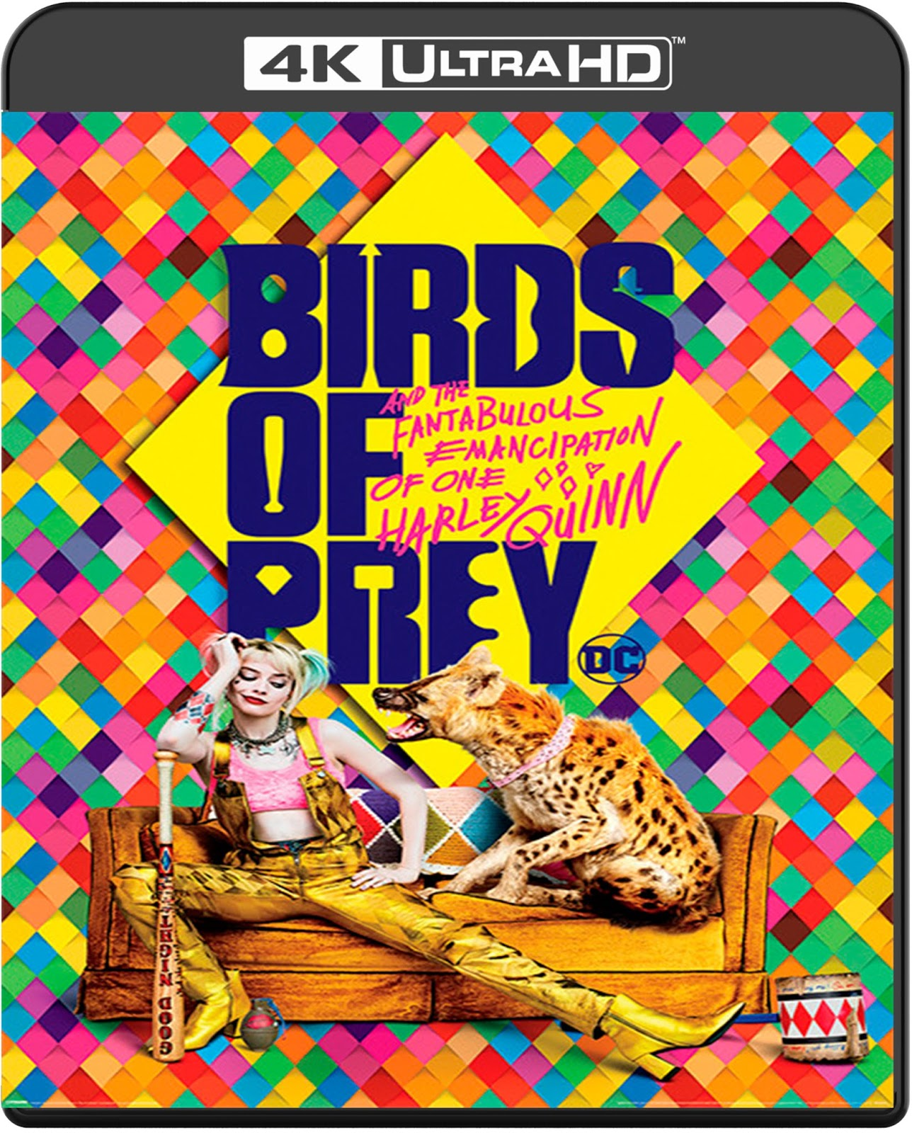 Birds of Prey [2020] [UHD] [2160p] [Latino]