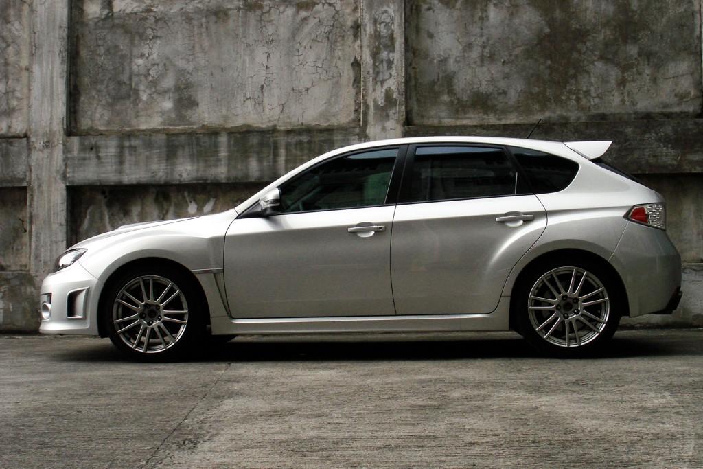 Review: 2012 Subaru Impreza WRX STI A-Line   Philippine Car News