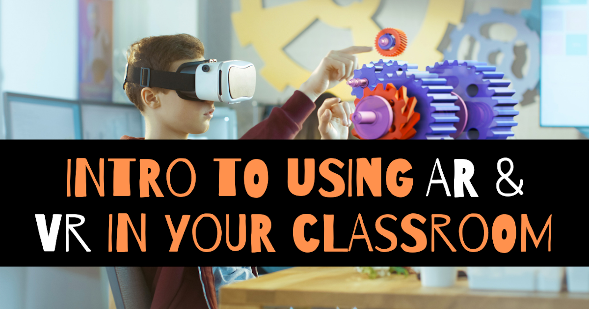 Free Technology for Teachers: Intro to Using AR & VR in Your Classroom - Webinar This Thursday