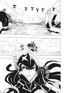 Manga: Review de Dimension W Vol.14 de Yûji Iwahara - Norma Editorial