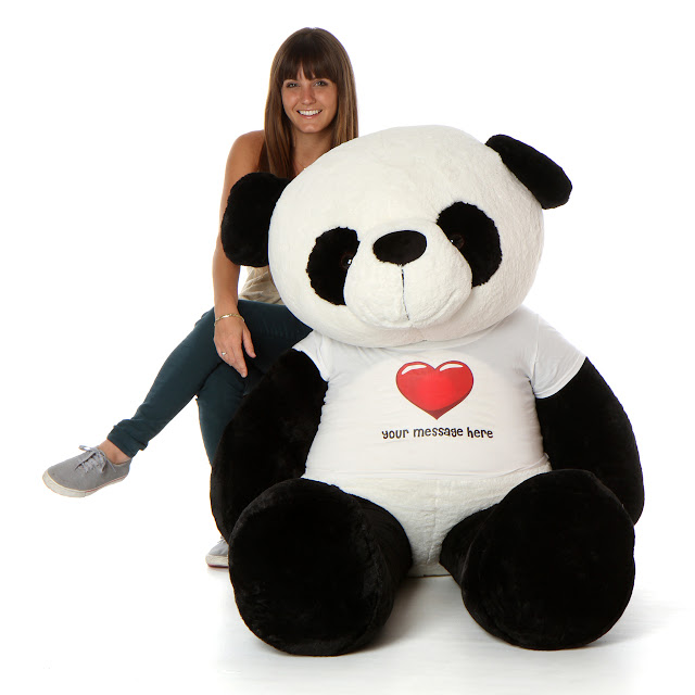 Giant Teddy Panda Bear