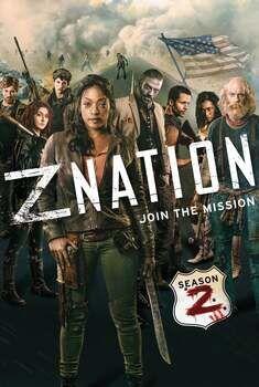Z Nation 2ª Temporada Torrent - WEB-DL 720p Dual Áudio