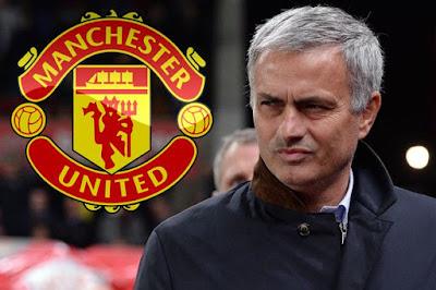 Mourinho nuevo entrenador Manchester United